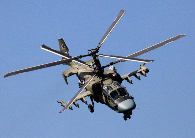 開發商:俄開始製造未來高速戰鬥直升機