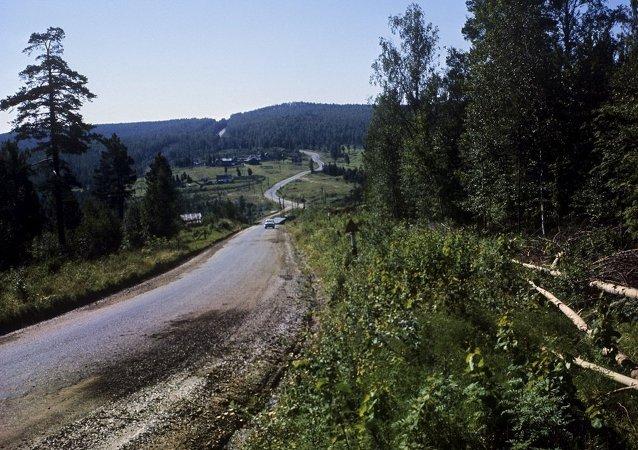 俄羅斯外貝加爾邊疆區