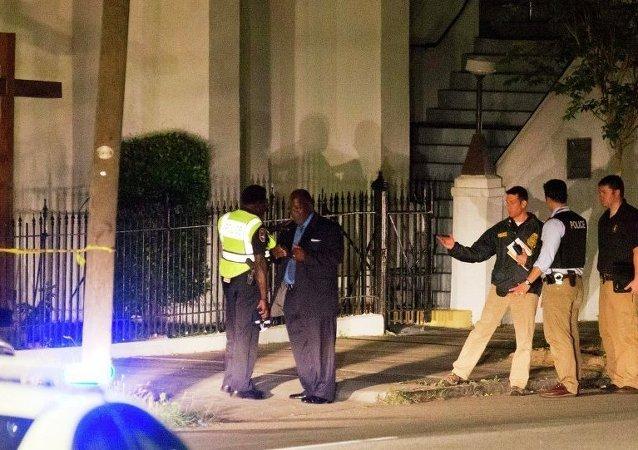 查爾斯頓槍擊案被告曾計劃在學院中進行大規模射殺行動