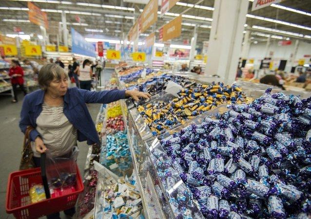 天貓國際平台上巧克力是最受歡迎的俄羅斯產品
