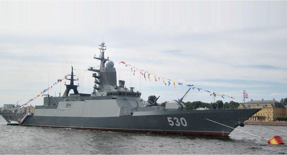 守護(Steregushchiy)級艦船
