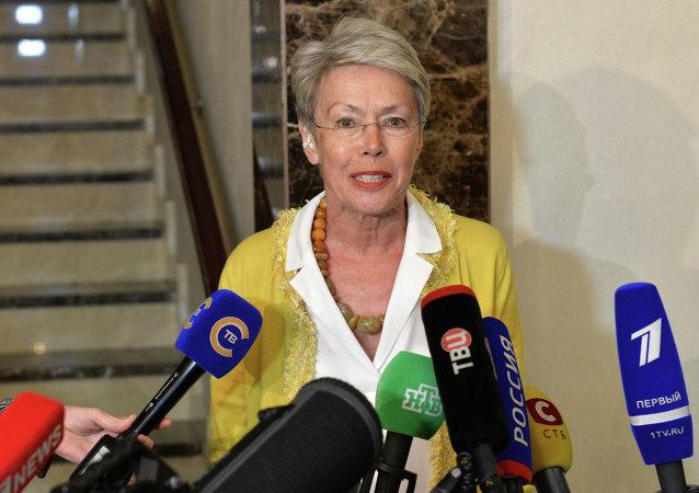 歐安組織前特派談判代表海迪·塔利亞維尼