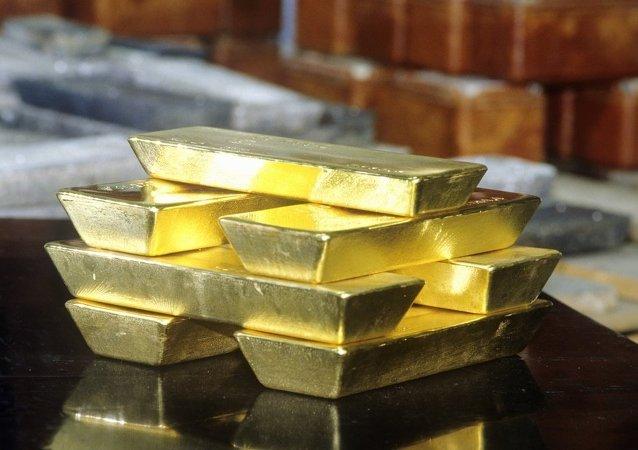 中國將直接影響倫敦黃金定價