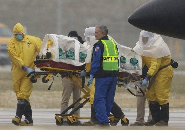 WHO:非洲首次連續一周未出現埃博拉病毒感染病例