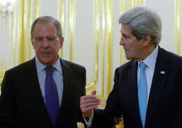 拉夫羅夫:美國為伊核談判進程做出主要貢獻