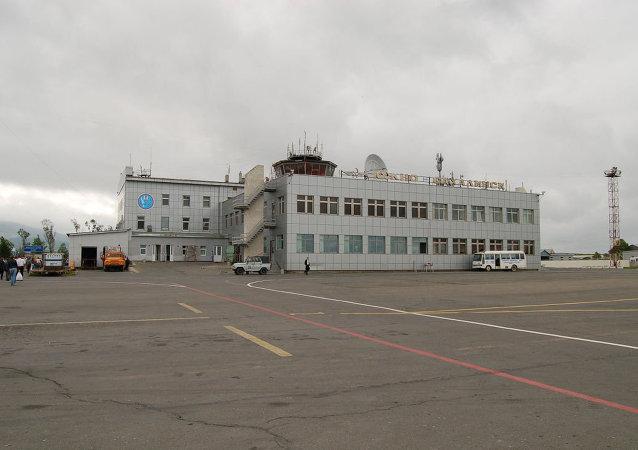 霍姆托瓦機場(南薩哈林斯克市)