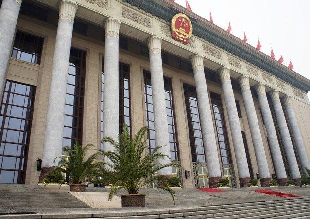 中國政協會議發言人:中國不會因為自身實力不夠就放棄原則