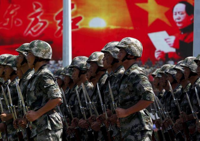 中國駐香港部隊