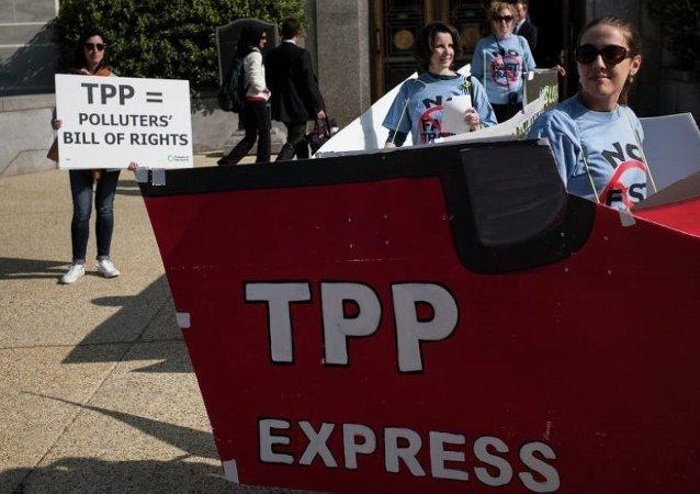 中國外交部:中方正在積極研究參加在智利召開的TPP部長會議事宜