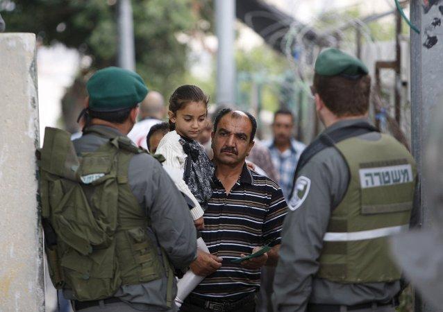 以色列報復恐怖襲擊 封鎖50 萬巴勒斯坦人居住的領土