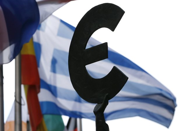 媒體:希臘未來三年需要780-840億歐元貸款