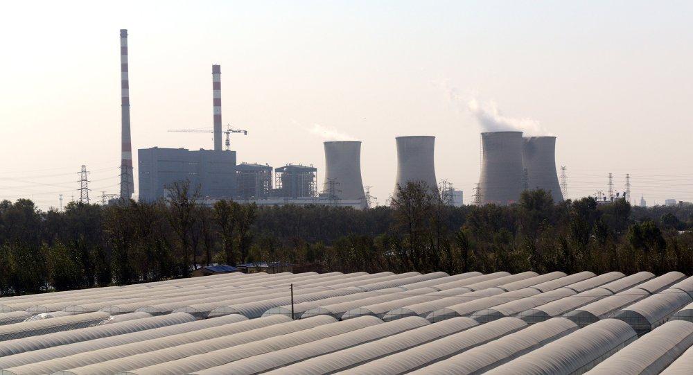 中國非常重視環境問題