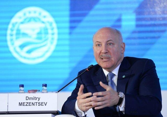 上海合作組織秘書長德米特里·梅津採夫