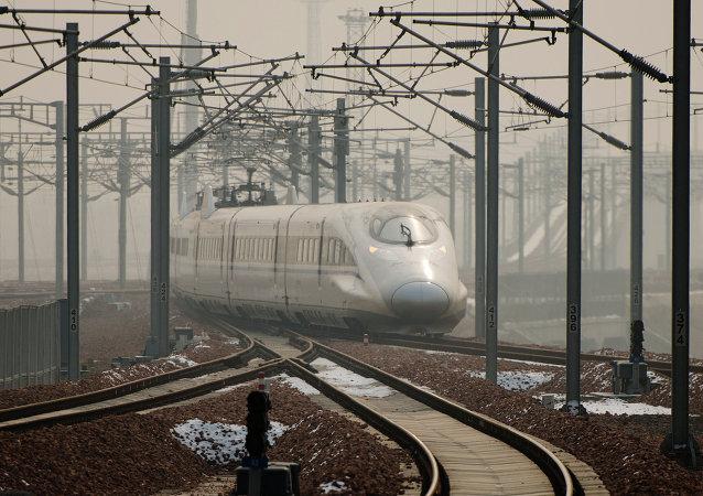 中國高鐵啓動智能自動駕駛系統試驗