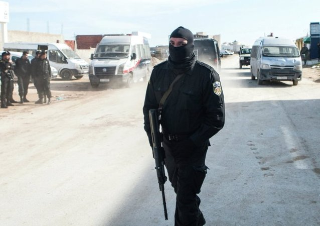 利比亞民族團結政府軍隊恢復對突尼斯邊境的控制