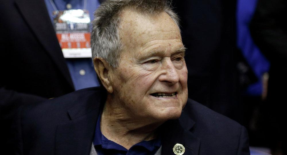 喬治﹒布什成為美國史上最長壽的總統
