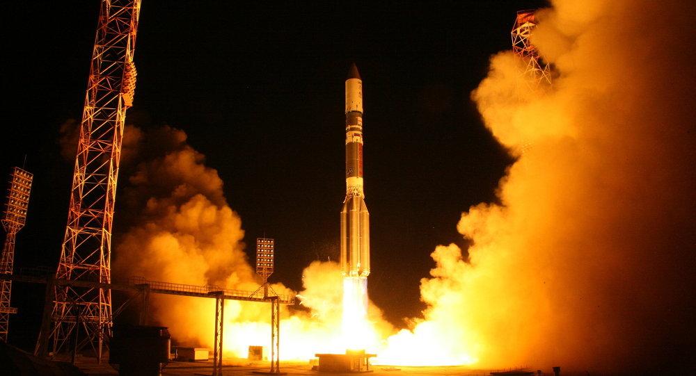 「質子-M」號運載火箭