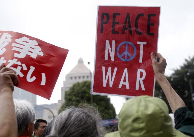近7成日本人不支持自衛隊權力擴大