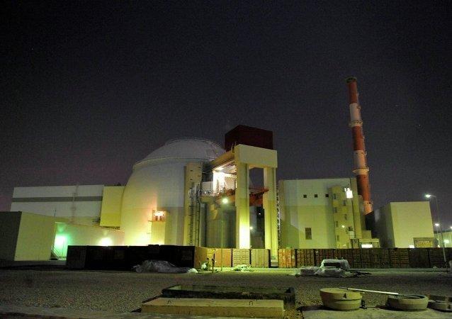 伊朗核電站