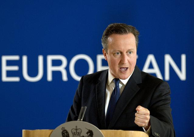 英國首相卡梅倫