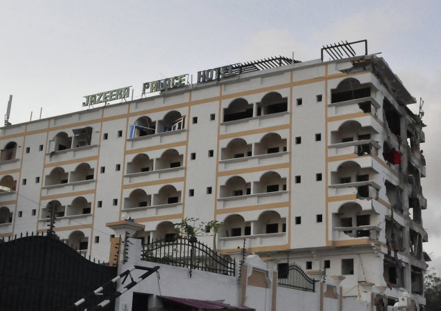 中國外交人員在索馬里爆炸中受重傷