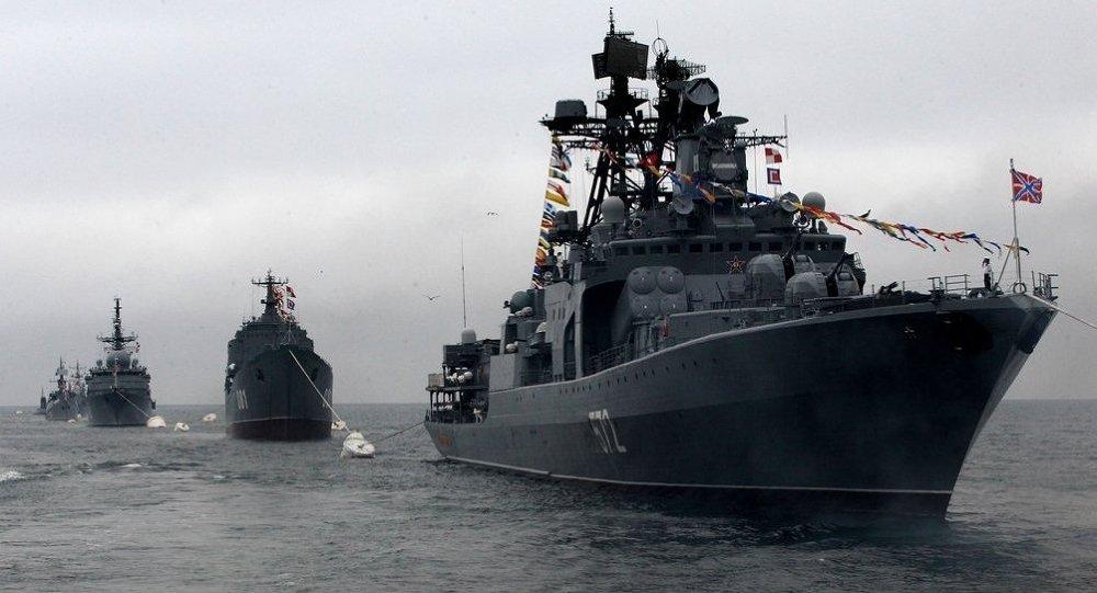 新版海洋學說:俄羅斯將同中印緊密合作
