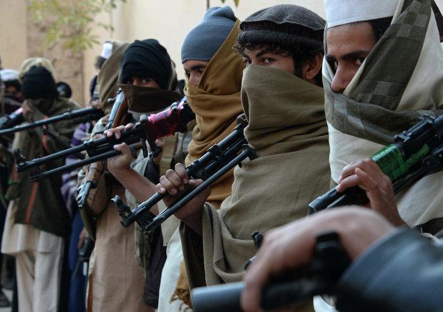 伊斯蘭國武裝分子