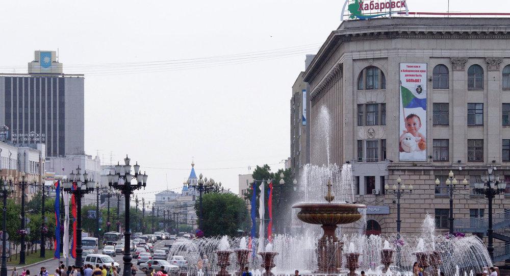 俄哈巴羅夫斯克邊疆區簽署5份總價值180億盧布的協議