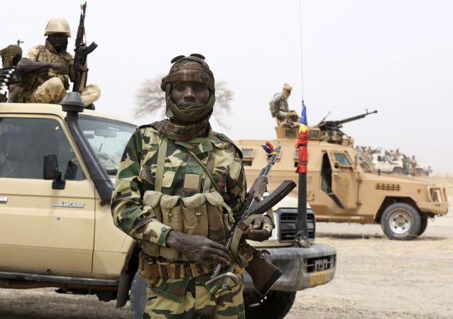乍得政府部隊