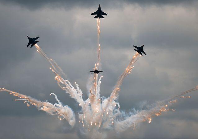 中國代表可能以觀察員身份出席「航空飛鏢-2020」大賽的國際段