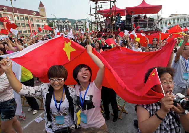 兩屆奧運會撐桿跳冠軍伊辛巴耶娃相信中國將在最高水平上舉辦奧運會