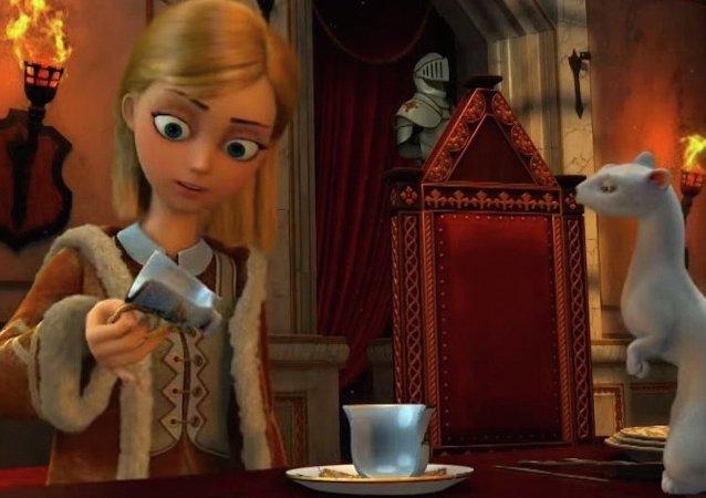 俄羅斯動畫片《冰雪女王4:魔鏡世界》將於今夏末登陸中國銀幕