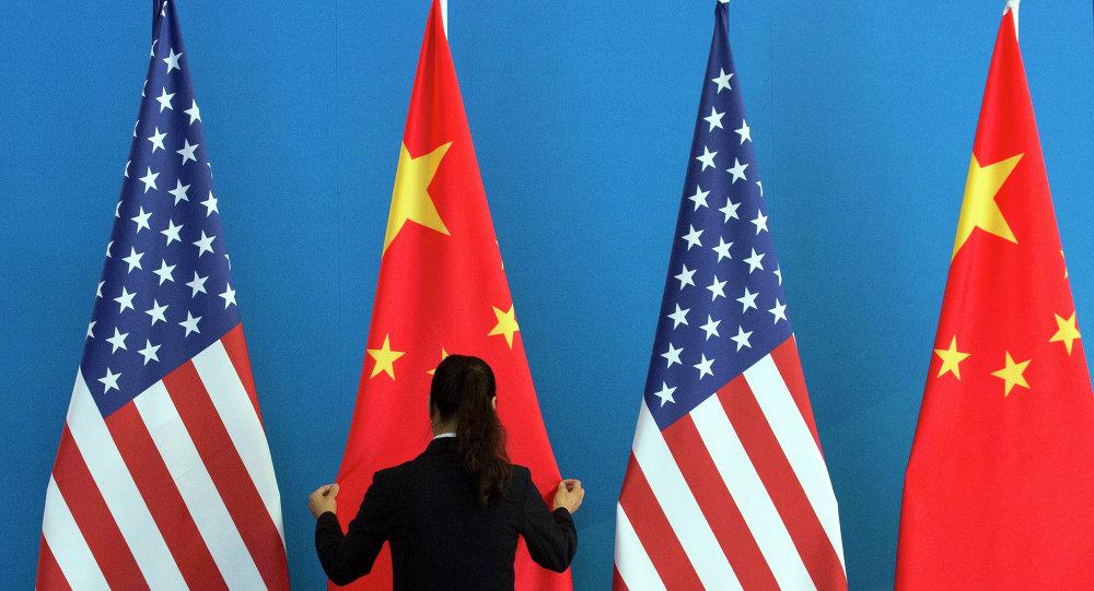 美國因南中國海的緣故可能對中國實行新制裁