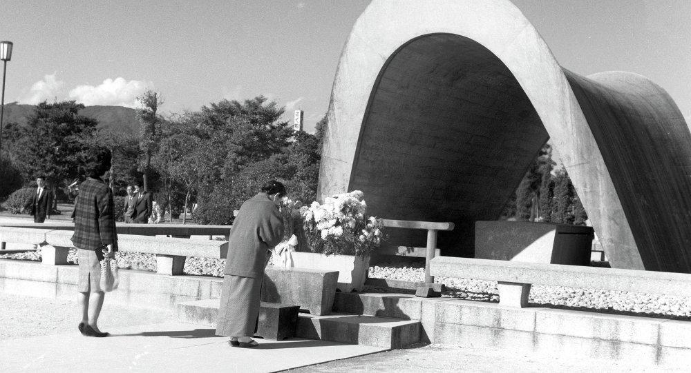 廣島死難者紀念碑