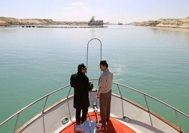 蘇伊士運河