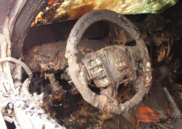 歐安組織證實其7輛車在頓涅茨克被燒