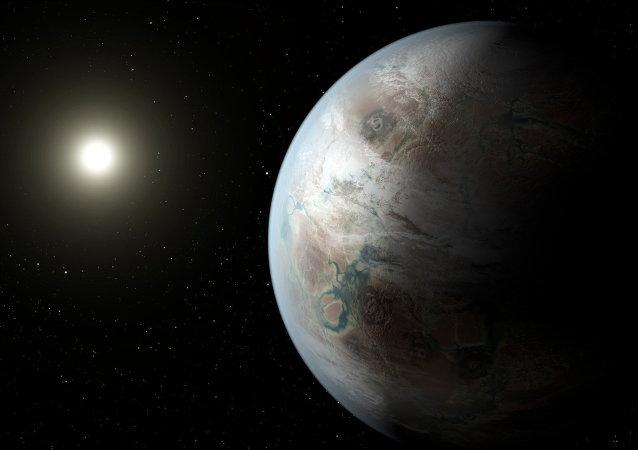 天文學家找到一顆有可能宜居的星球