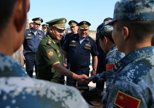 中國國防部:中俄兩軍關係進入新時代 今後兩軍將協商確定各類務實性合作項目