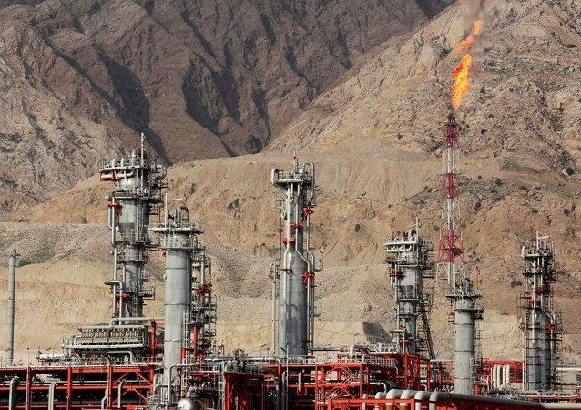 中石油在伊朗南帕爾斯11項目中取代法國道達爾公司