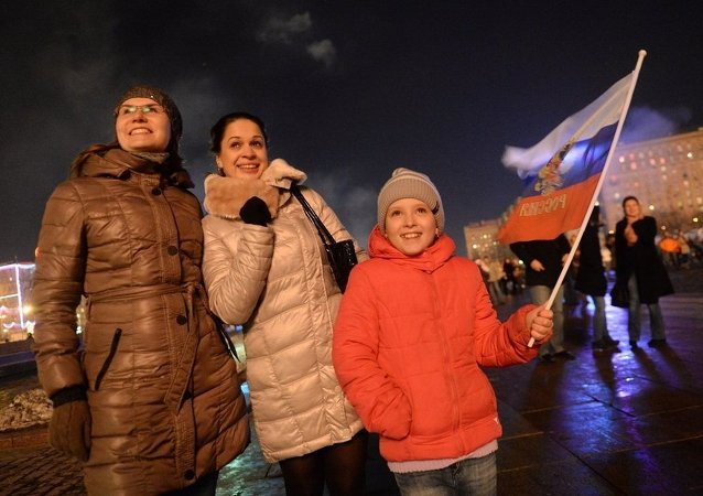 民調:俄羅斯人的新年願望
