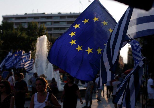 歐元集團8月14日將通過希臘財政援助技術協議