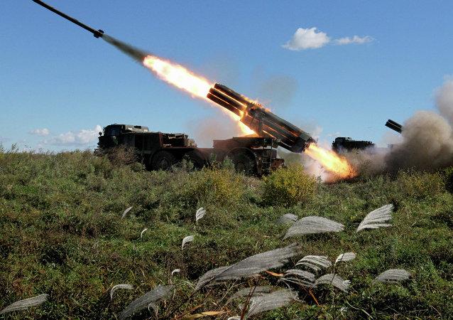 俄武裝力量自動炮效力將提高2倍