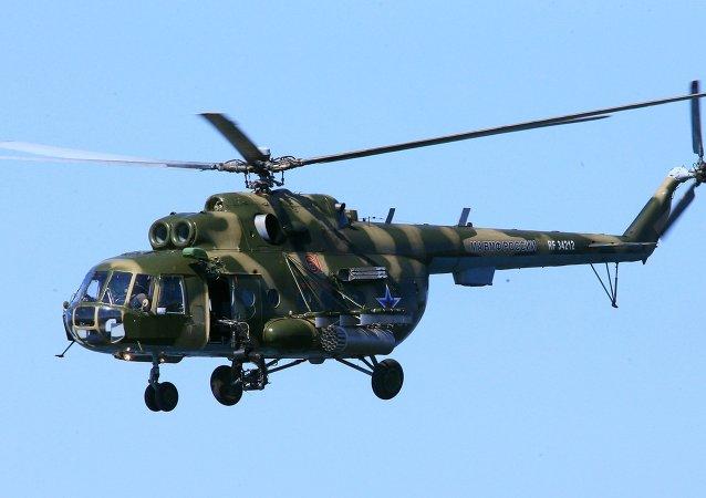 米 - 8直升機/資料圖片/