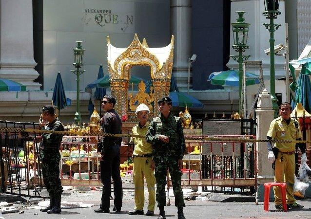 泰國爆炸事件有「維族人蹤跡」?