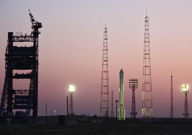媒體:國際衛星運營商較「重型獵鷹」更青睞於「質子」