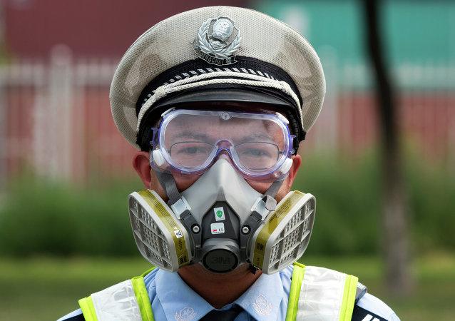 媒體:中國東部化工廠爆炸造成1人死亡