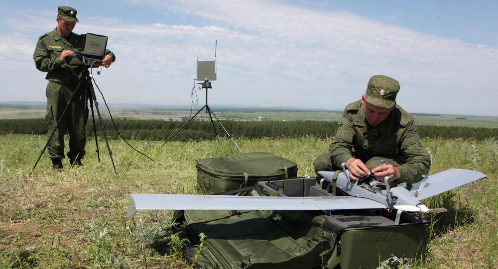 專家:俄在軍用無人機開發方面落後5年左右