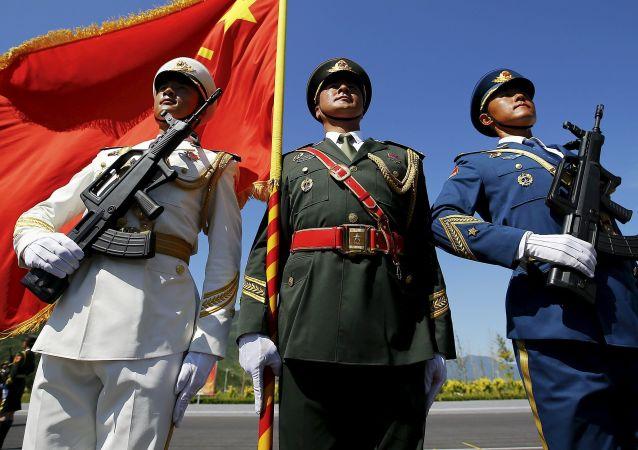 新中國成立70週年閱兵活動不針對任何國家和地區 不針對任何特定事態