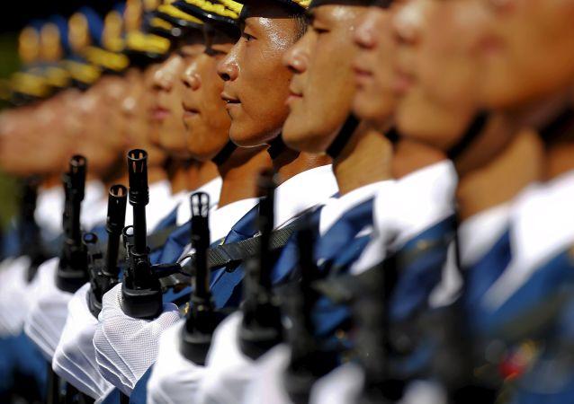 白皮書:新時代的中國將全面推進軍事人員和武器裝備等現代化