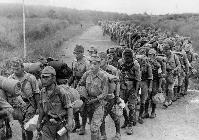 二戰,日本軍人(資料圖片)
